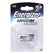 ENERGIZER Batteri CR123 Lithium 1-pack