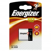 ENERGIZER Batteri CR223 Lithium 1-pack