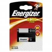 ENERGIZER Batteri 2CR5 Lithium 1-pack