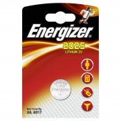 ENERGIZER Batteri CR2025 Lithium 1-pack