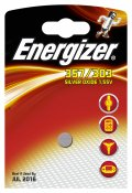 ENERGIZER Batteri 357/303 1-pack