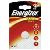 ENERGIZER Batteri CR2032 Lithium 1-pack