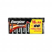 ENERGIZER Batteri AA/LR6 Alkaline Power 16-pack Blister