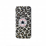 CONVERSE Mobilfodral Canvas iPhone 6 Leopard