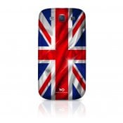 WHITE-DIAMONDS Flagga UK Samsung S3 Skal