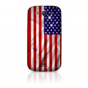 WHITE-DIAMONDS Flagga USA Samsung S3 Skal