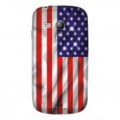 WHITE DIAMONDS Flagga USA Samsung S3 Mini Skal