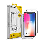 SOSKILD Mobilskal Absorb 2.0 Impact Case Bundle iPhone 11 Pro  Inkl. Temp. Glas Skärmskydd