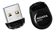 ADATA USB minne, 32GB, USB 2.0, svart