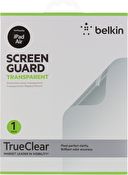Belkin Screen overlay, transparent skärmskydd till iPad Air, 1-pack