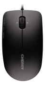 Cherry MC 2000 Corded Mouse, USB, Black