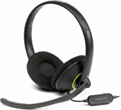 Creative HS-450, Gaming headset, 20-20000Hz, 32Ohm, 2,5m kabel, svart