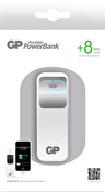 GP GP321A Portabel PowerBank 2600mAh vit