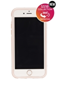 Richmond & Finch - Rosa flamingo med detaljer i guld till iPhone 6/7/8
