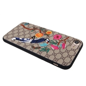 Fashioncase till iPhone 7 / 8 - Broderat