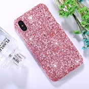 Glittrigt Fashioncase - iPhone X