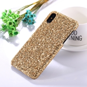 Glittrigt Fashioncase - iPhone X/XS
