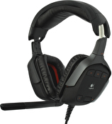 Logitech G35 Surround Sound, 7.1 Gaming Headset, svart