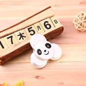 Fidget Spinner Three leaves Panda