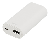 DELTACO Power bank, 4000mAh