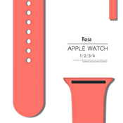 Apple Watch Silikonarmband 40mm