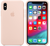 Apple iPhone XS/X silikonskal i Sandrosa