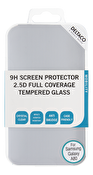 DELTACO screen protector, Galaxy A80, 2.5D full coverage glass