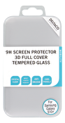DELTACO screen protector, Galaxy S10+, 3D curved, full screen glass