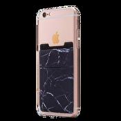 Strechbar smart wallet korthållare i marmor 9d6de33ccb77b