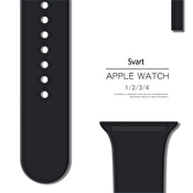 Apple Watch Silikonarmband 42mm