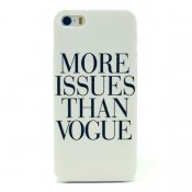 TPU-skal till iPhone 5/5S, More Issues Than Vogue
