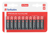 Alkaline Battery AA 10 Pack / LR6