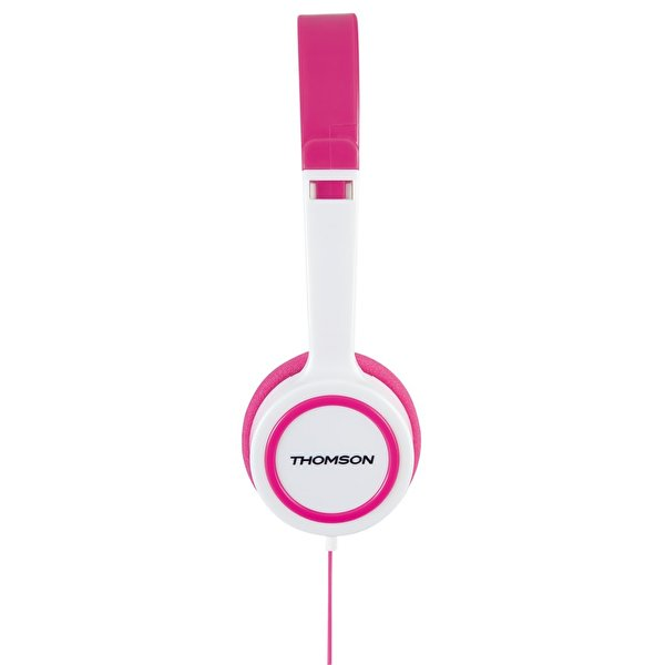 THOMSON Hörlur HED1105 On-ear Rosa För Barn 85dB