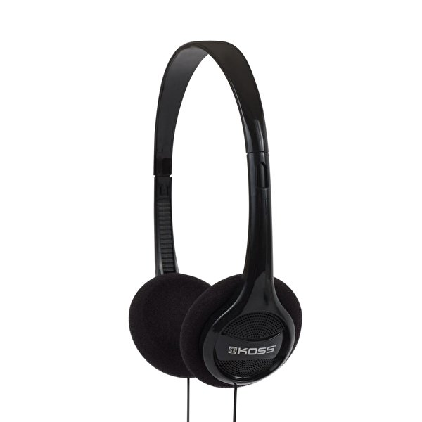 KOSS Hörlur KPH7 On-Ear Svart