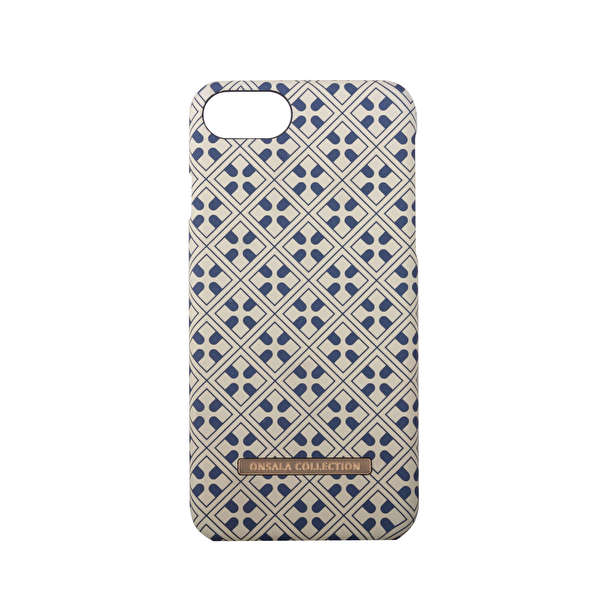 GEAR Mobilskal Onsala Collection Blue Marocco iPhone6/7/8