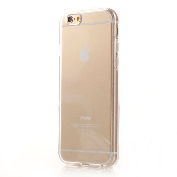 Transparent TPU-skal till iPhone 6/6S